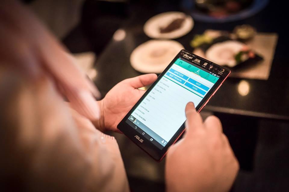 รับออเดอร์ด้วย Android และ iOS